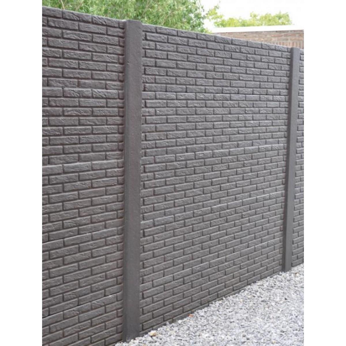 Schuttingen beton bij Schutting33